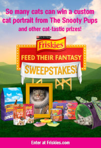 Friskies Sweepstakes